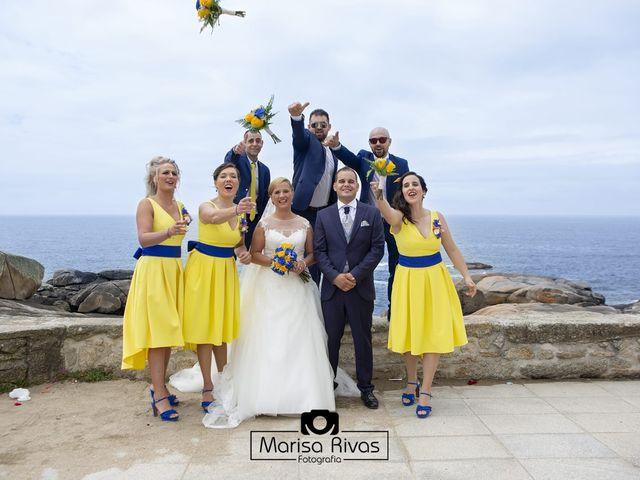 La boda de Martin y Barca en Muxia, A Coruña 2
