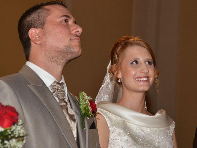 La boda de Alberto y Nuria en Yunclillos, Toledo 15