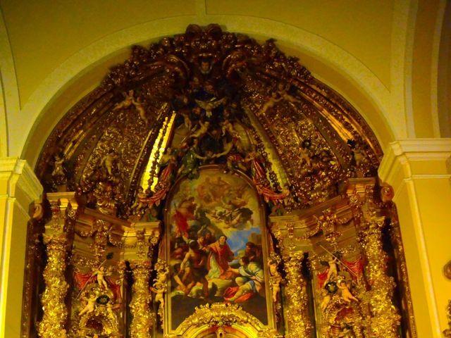 La boda de Alberto y Nuria en Yunclillos, Toledo 16