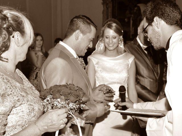 La boda de Alberto y Nuria en Yunclillos, Toledo 17