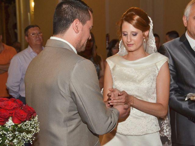 La boda de Alberto y Nuria en Yunclillos, Toledo 19