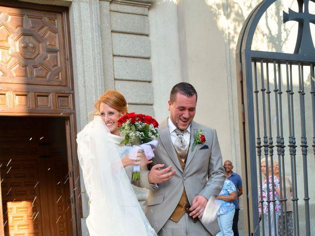 La boda de Alberto y Nuria en Yunclillos, Toledo 21