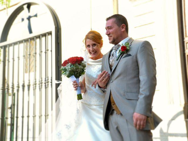 La boda de Alberto y Nuria en Yunclillos, Toledo 22