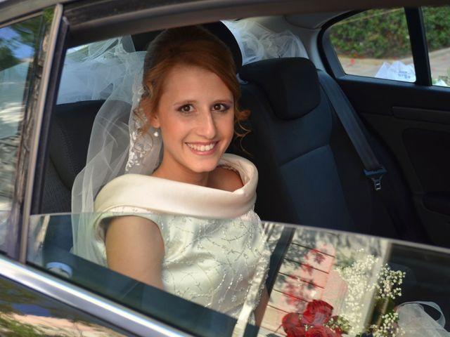 La boda de Alberto y Nuria en Yunclillos, Toledo 23