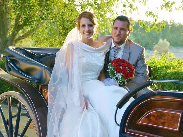 La boda de Alberto y Nuria en Yunclillos, Toledo 2