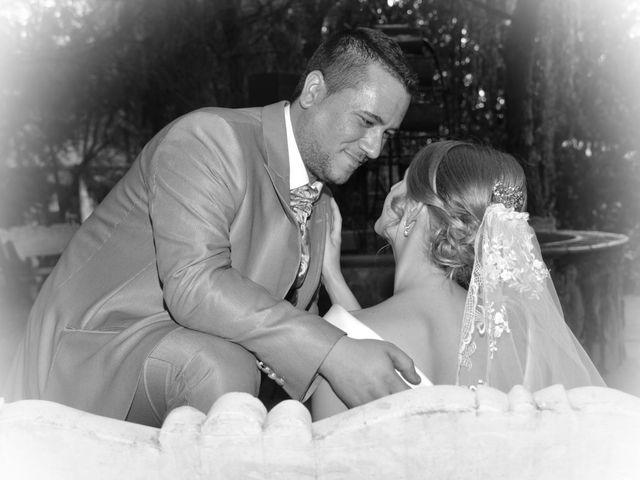 La boda de Alberto y Nuria en Yunclillos, Toledo 26
