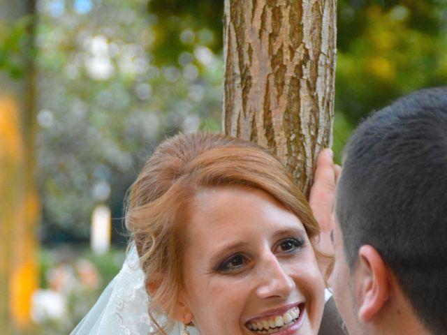 La boda de Alberto y Nuria en Yunclillos, Toledo 28