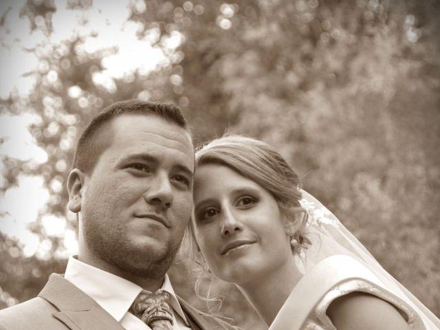 La boda de Alberto y Nuria en Yunclillos, Toledo 29