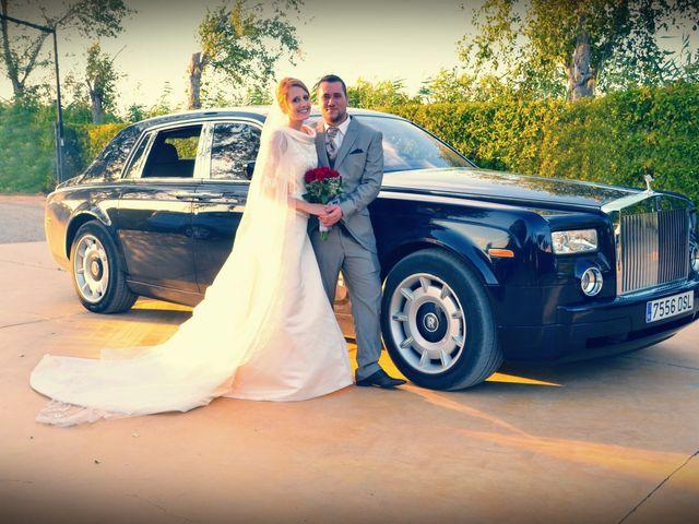 La boda de Alberto y Nuria en Yunclillos, Toledo 30
