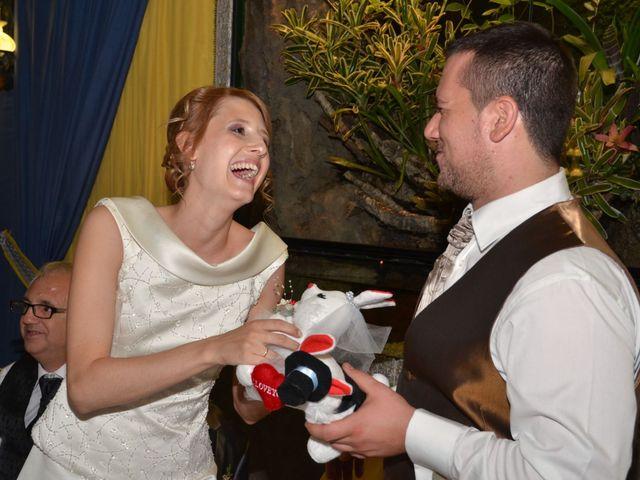 La boda de Alberto y Nuria en Yunclillos, Toledo 31