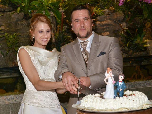 La boda de Alberto y Nuria en Yunclillos, Toledo 34