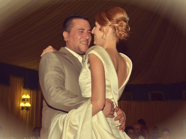 La boda de Alberto y Nuria en Yunclillos, Toledo 35