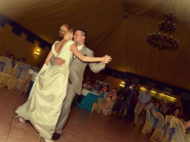 La boda de Alberto y Nuria en Yunclillos, Toledo 36