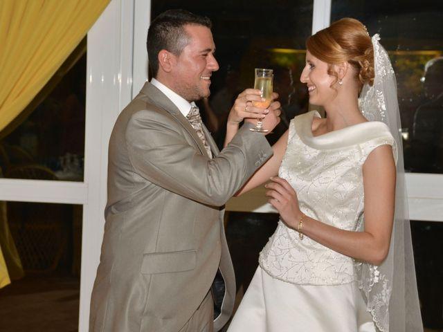 La boda de Alberto y Nuria en Yunclillos, Toledo 37