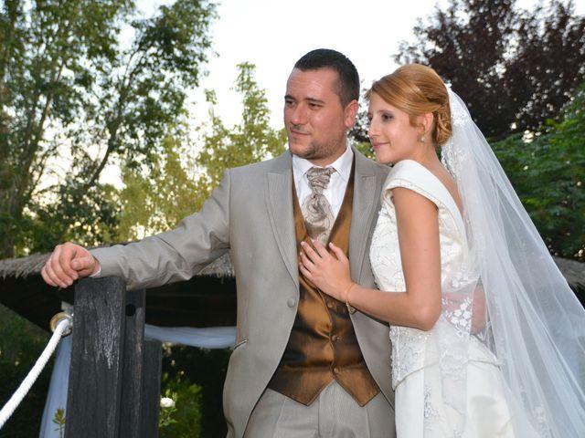 La boda de Alberto y Nuria en Yunclillos, Toledo 38