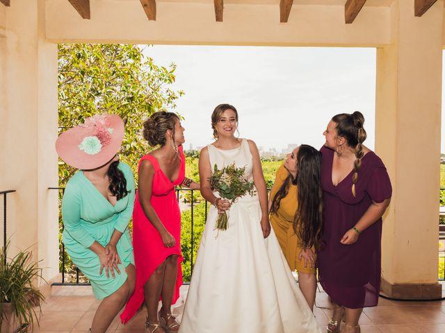 La boda de Fran y Ana en San Juan De Alicante, Alicante 25