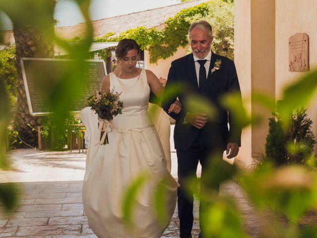 La boda de Fran y Ana en San Juan De Alicante, Alicante 28
