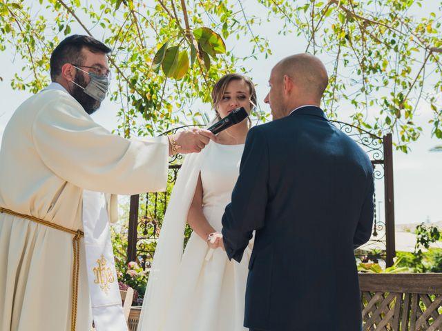 La boda de Fran y Ana en San Juan De Alicante, Alicante 31