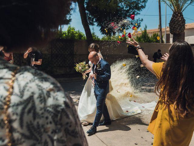 La boda de Fran y Ana en San Juan De Alicante, Alicante 32