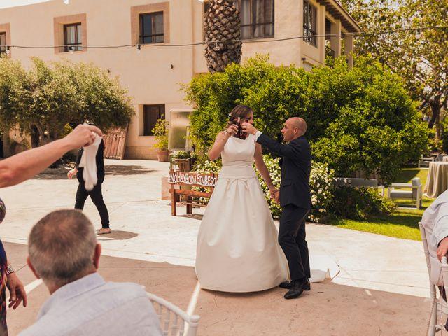 La boda de Fran y Ana en San Juan De Alicante, Alicante 34
