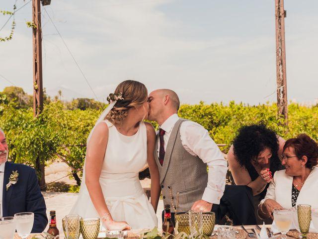 La boda de Fran y Ana en San Juan De Alicante, Alicante 37