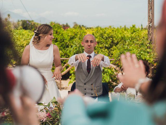 La boda de Fran y Ana en San Juan De Alicante, Alicante 39