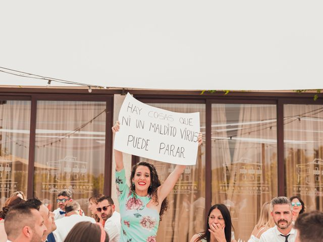 La boda de Fran y Ana en San Juan De Alicante, Alicante 40