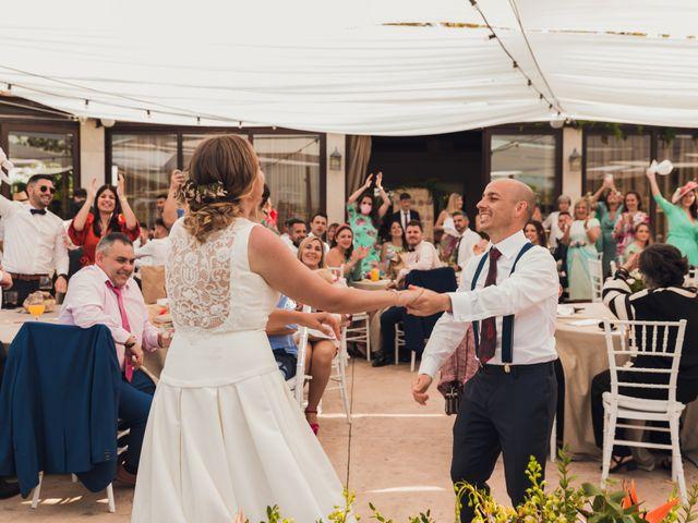 La boda de Fran y Ana en San Juan De Alicante, Alicante 43