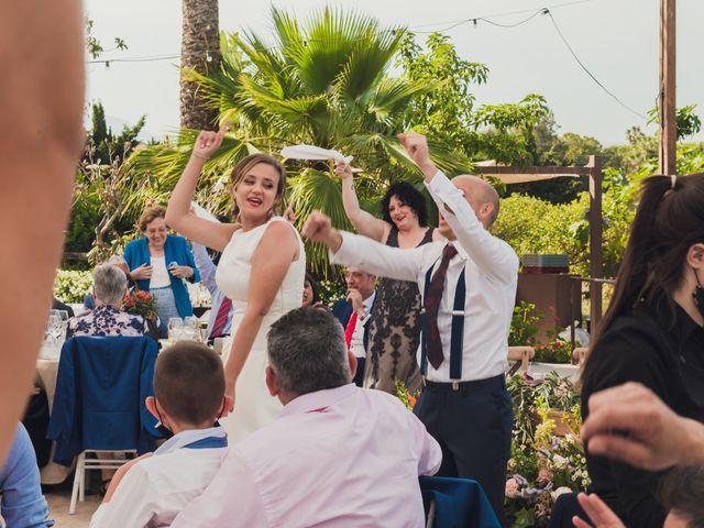 La boda de Fran y Ana en San Juan De Alicante, Alicante 45