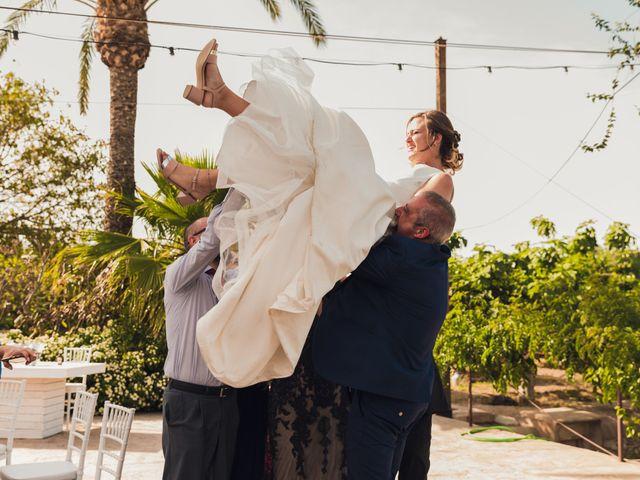 La boda de Fran y Ana en San Juan De Alicante, Alicante 49