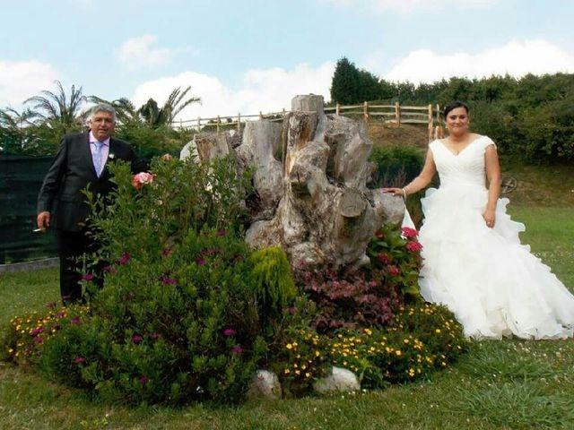 La boda de Diego y Sonia en San Cucao, Asturias 1