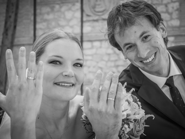 La boda de Yuli Marchenko y Valentin