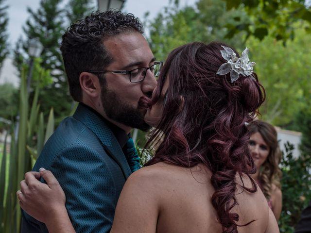 La boda de Manuel y Gema en Illescas, Toledo 1