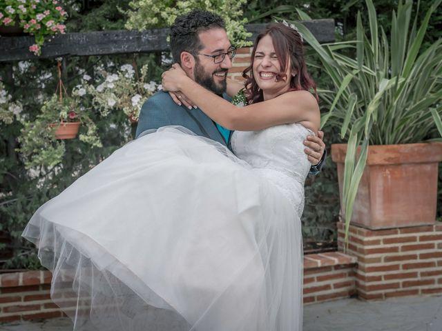 La boda de Manuel y Gema en Illescas, Toledo 8