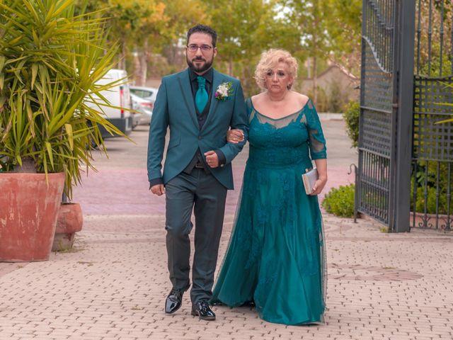 La boda de Manuel y Gema en Illescas, Toledo 19