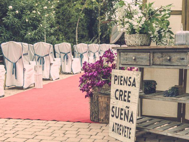 La boda de Manuel y Gema en Illescas, Toledo 22