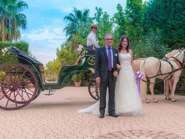 La boda de Manuel y Gema en Illescas, Toledo 23