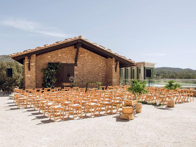 La boda de Miguel y Maria en Mora De Rubielos, Teruel 1