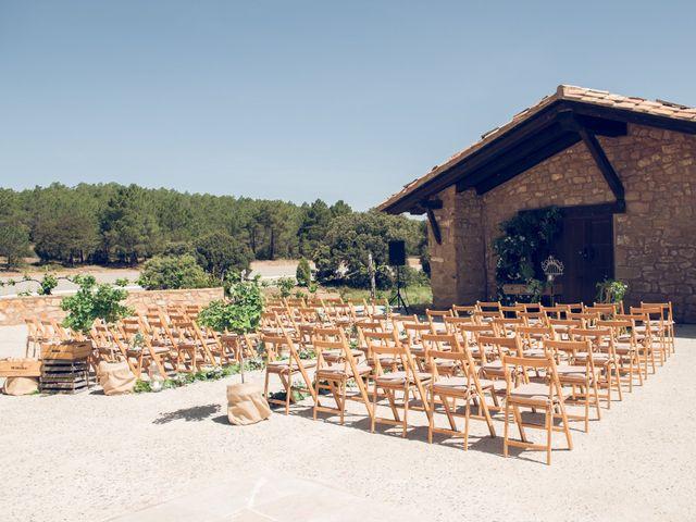 La boda de Miguel y Maria en Mora De Rubielos, Teruel 3