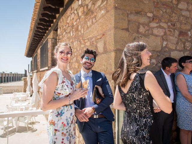 La boda de Miguel y Maria en Mora De Rubielos, Teruel 18
