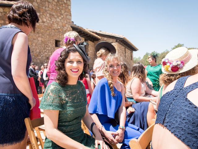 La boda de Miguel y Maria en Mora De Rubielos, Teruel 19