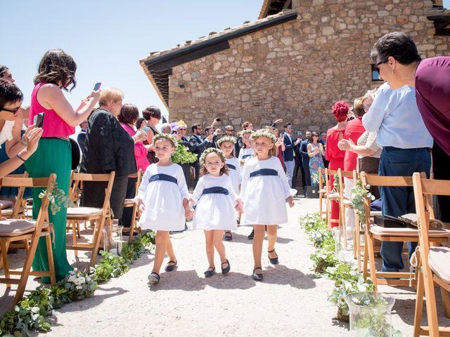 La boda de Miguel y Maria en Mora De Rubielos, Teruel 21