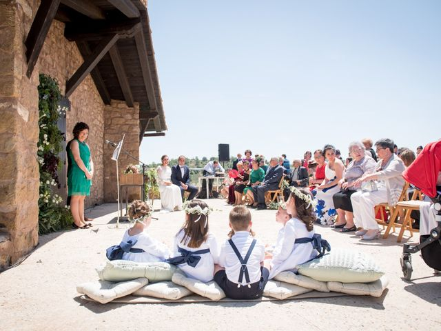 La boda de Miguel y Maria en Mora De Rubielos, Teruel 22