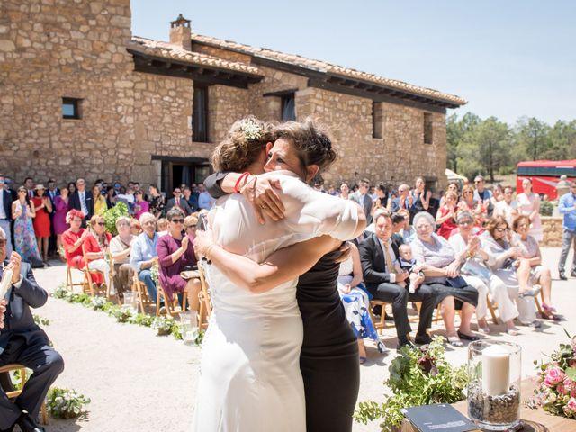 La boda de Miguel y Maria en Mora De Rubielos, Teruel 23