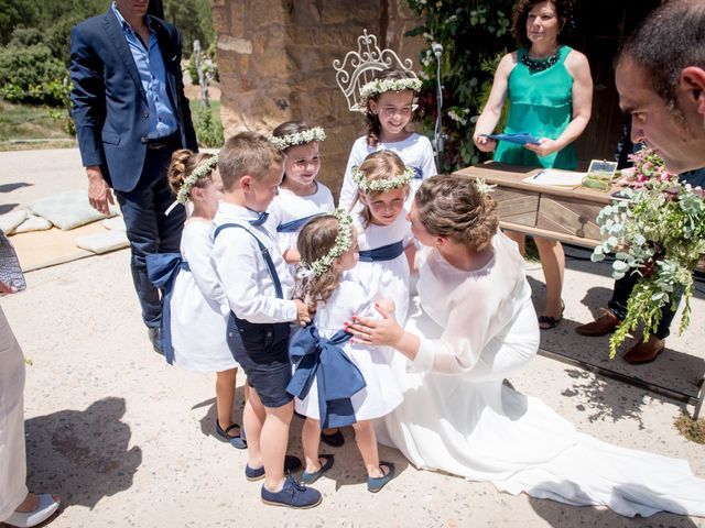 La boda de Miguel y Maria en Mora De Rubielos, Teruel 24