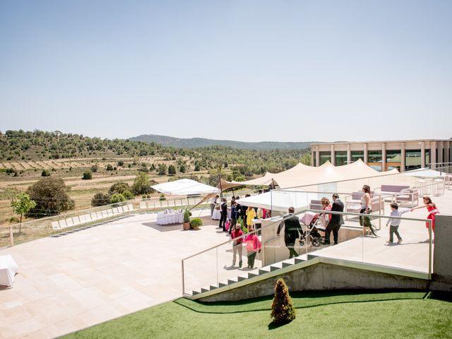 La boda de Miguel y Maria en Mora De Rubielos, Teruel 27