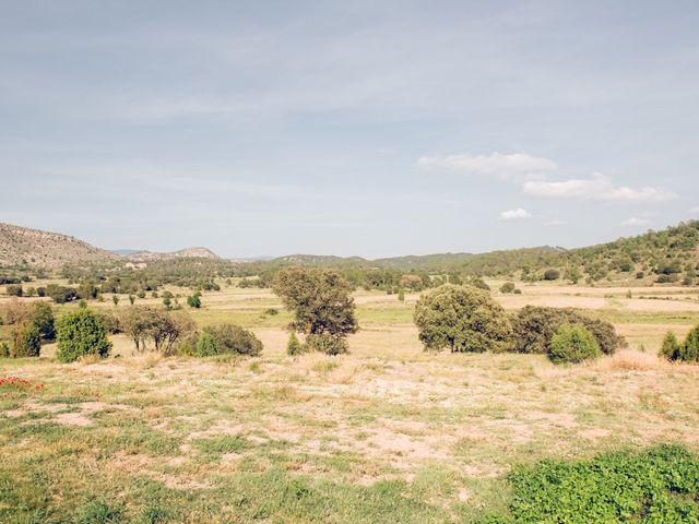 La boda de Miguel y Maria en Mora De Rubielos, Teruel 29