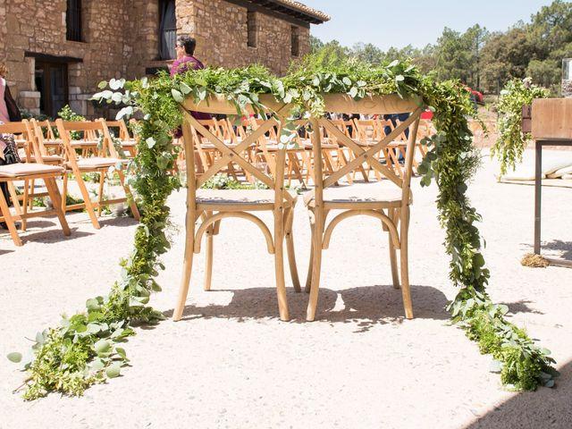 La boda de Miguel y Maria en Mora De Rubielos, Teruel 32