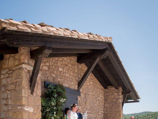 La boda de Miguel y Maria en Mora De Rubielos, Teruel 34