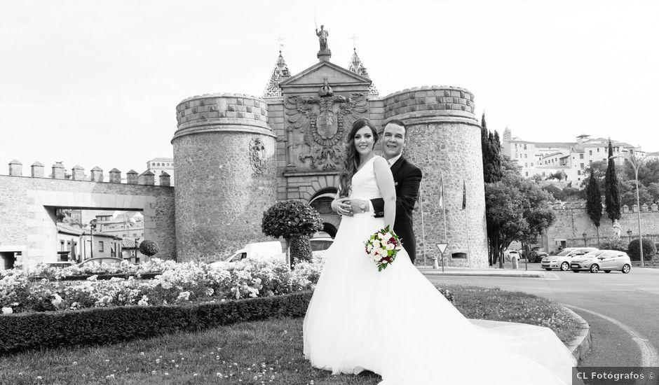 La boda de Alberto y Lucia en Toledo, Toledo